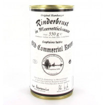Old Commercial Room Rinderbrust in Meerrettichsauce 550g
