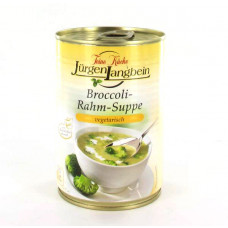 Jürgen Langbein Broccoli-Rahm-Suppe 400ml
