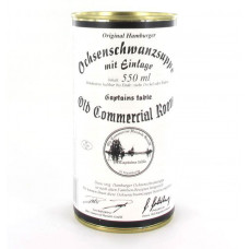 Old Commercial Room Ochsenschwanzsuppe 550ml