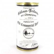 Old Commercial Room Hühner-Frikassee 550g