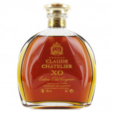 Cognac Claude Chatelier X.O Extra Old