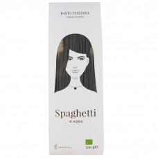 Good Hair Day Pasta Italiana Spaghetti al seppia
