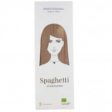 Good Hair Day Pasta Italiana Spaghetti al peperoncino