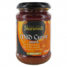 Sharwood's Mild Curry Paste Medium