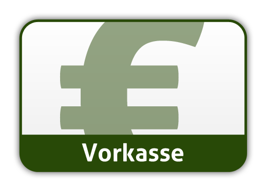 Vorkasse-Überweisung